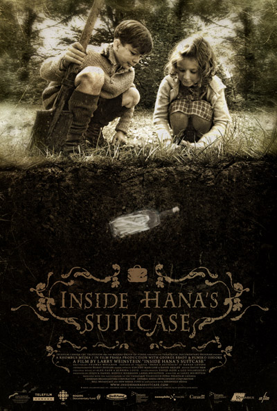 Inside Hana's Suitcase