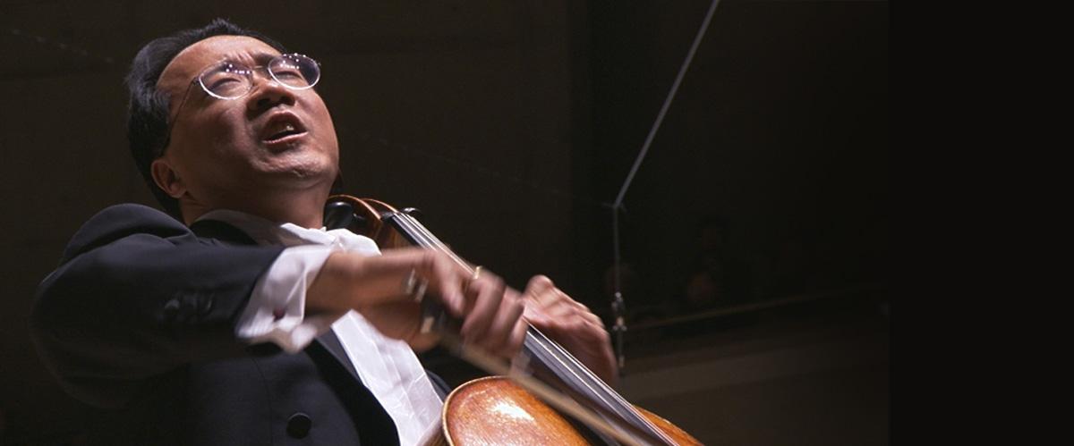 Yo-Yo Ma Inspired By Bach [1997– ]